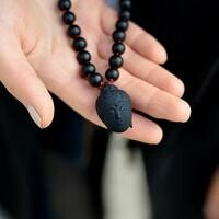 Mala Necklace (they look dope, but have a much deeper meaning and used for Meditation)