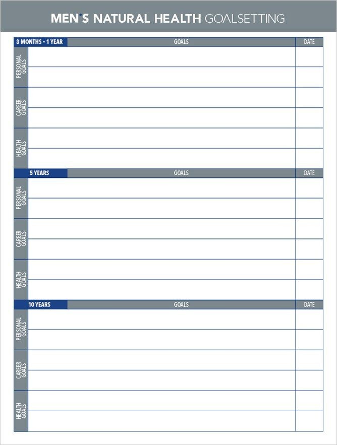 Goal Setting Whiteboard – FREE DL