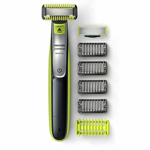 Beard Trimmer w/ replaceable head for your balls