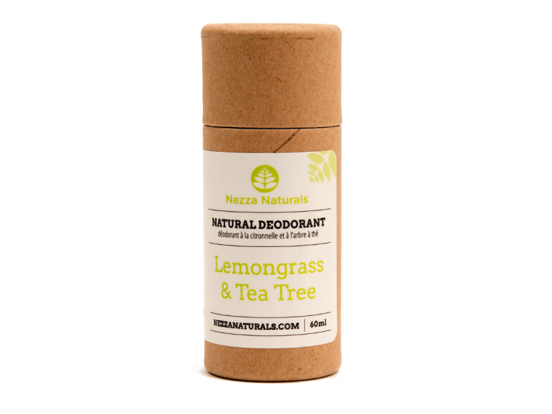 Deodorant – All Natural (that works) + Zero Waste