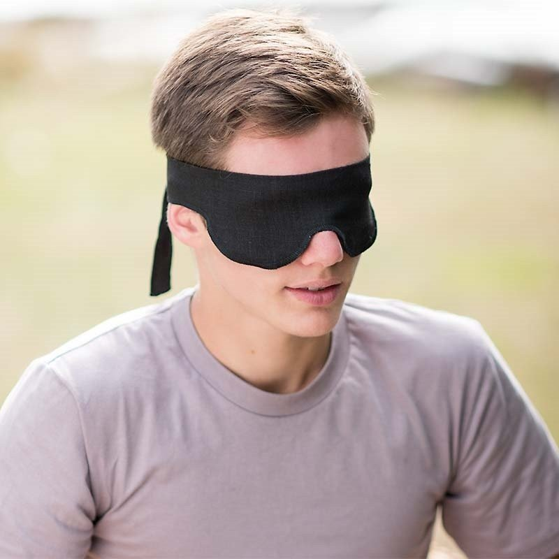Organic Hemp Sleep Mask