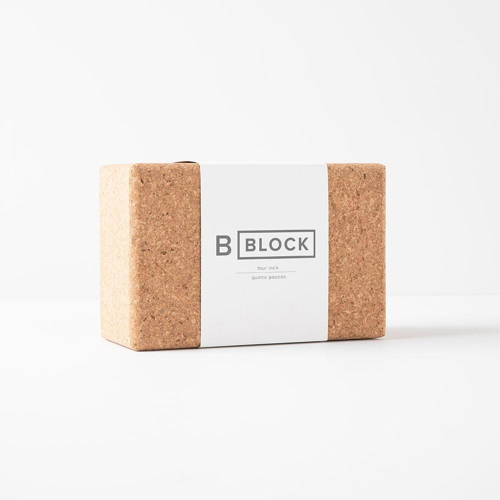 2 Cork Yoga Blocks