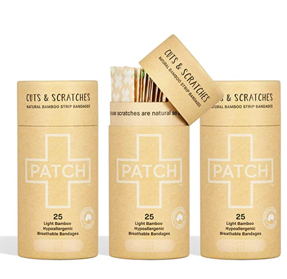 Patch (Compostable) Bandages