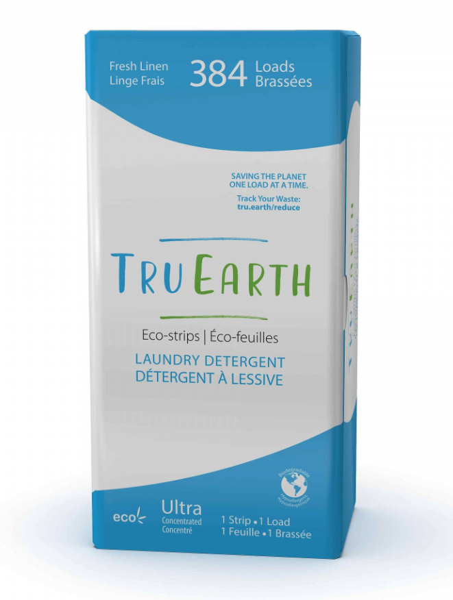 Tru Earth Laundry Strips (384 Loads)
