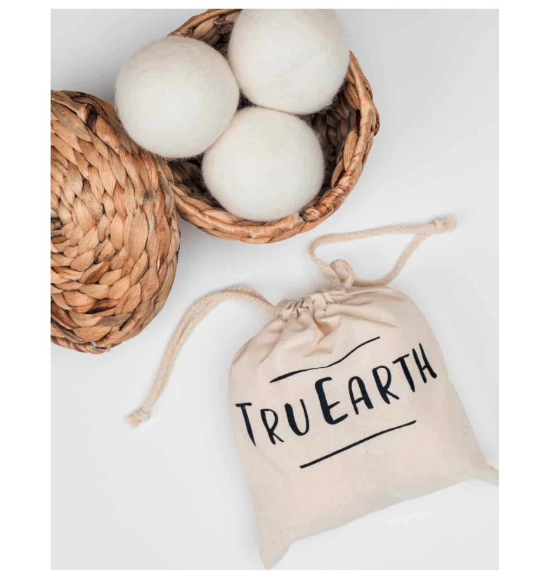 Wool Dryer Balls (4 Pack)
