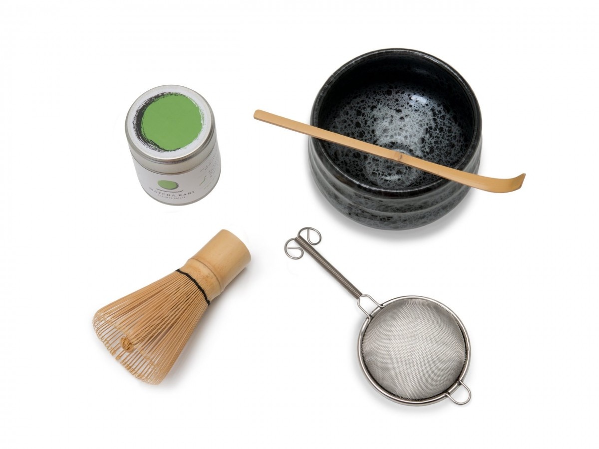 6AM – Matcha Set