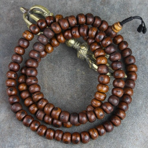 Traditional Bodhi Mala Necklace