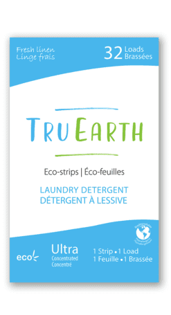 Tru Earth Laundry Strips (3 Pack – 96 Loads)