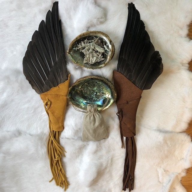Canadian Sage Smudge Kit