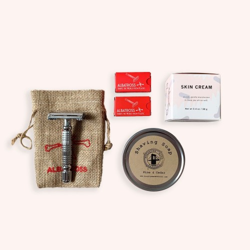 Shave Kit – Don't Use on Balls
