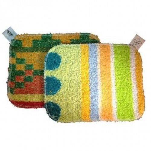 Scrubby – Washable + Reusable (2-Pack)