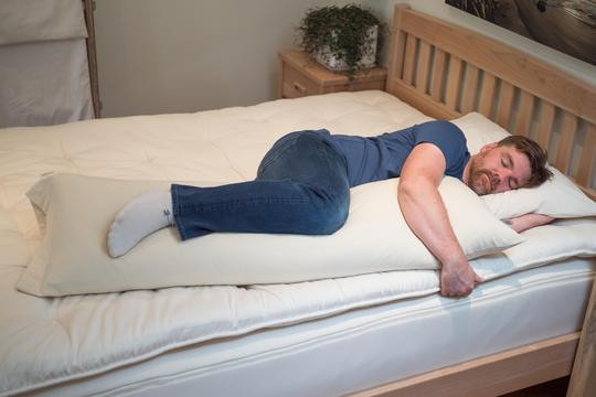 Body Pillow (More cost efficient big spoon)