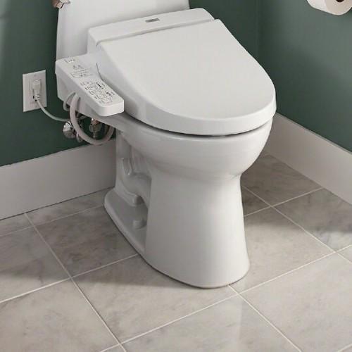 Toto (Japanese Manufacturer) Bidet + Toilet Seat