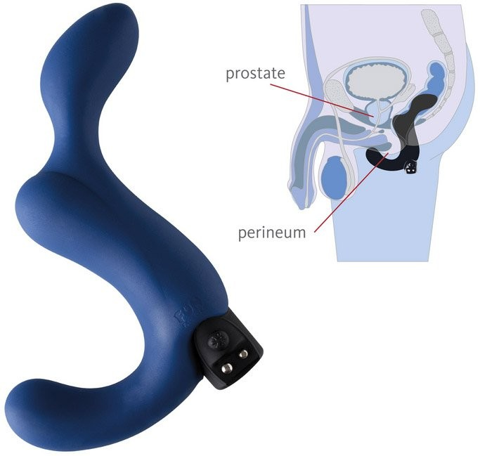 Fun Factory (German Made) Men's uhhh back end + taint massager
