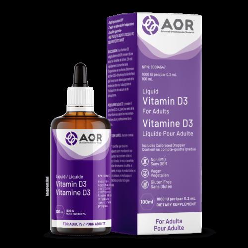 Vitamin D (Start in October – March)