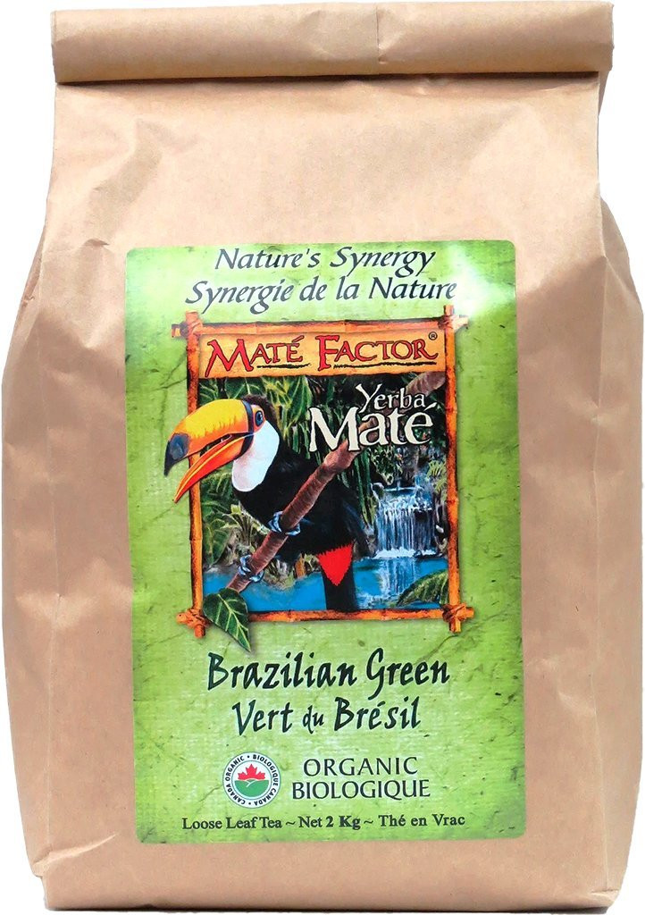 Yerba Mate (Coffee Alternative)