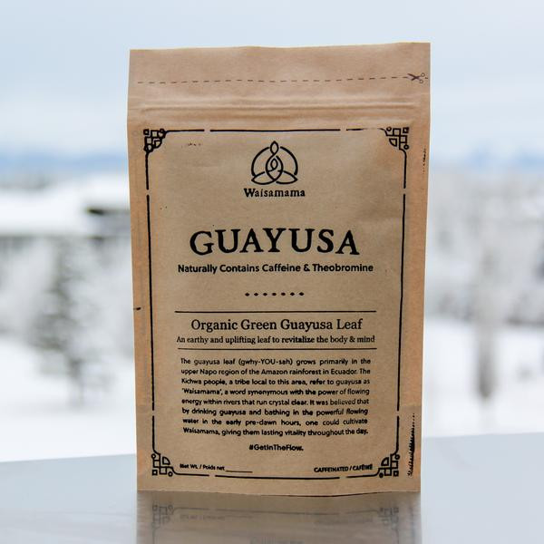 Guayusa Tea (Coffee Alternative)