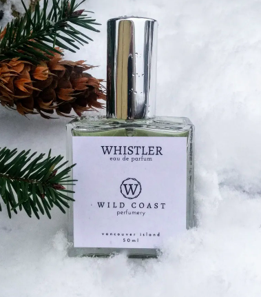 100% Natural, Canadian Made Men's Perfume (not cologne, but better)