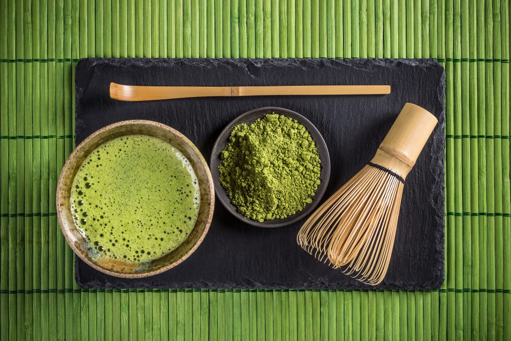 Matcha Kit (Coffee Alternative)