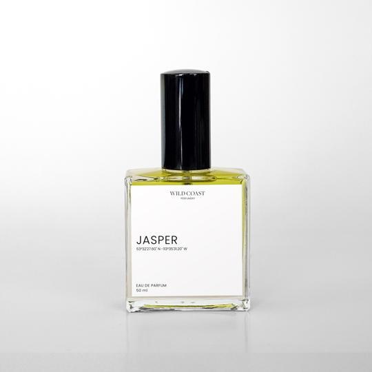 Jasper – 100% Natural, Canadian Made Men's Perfume (not cologne, but better)
